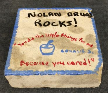 Nolan Drugs rocks